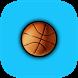 Basketball Bouncing Fun Ball by Bell Studio