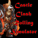 Castle Clash Rolling Simulator by Jonas Märtens