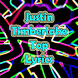 Justin Timberlake Top Lyrics by LazyMe Studio