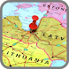 Map of Latvia – Travel by Info MAP all country in world