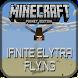 Infinite Elytra Flight MCPE by redstonedev