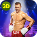 Sultan MMA Fighting Revolution Punch by Virtual 3D Worlds