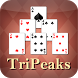TriPeaks Solitaire by pan sudoku solitaire