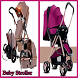 Baby Stroller by bendroid
