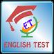 English Grammer Test : Offline by Flexible Smartess Inc.