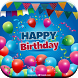 Happy Birthday Greetings Free by SmileAppsMobile