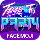 Party Emoji Keyboard Sticker by freeemojikeyboard