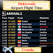 Dubrovnik Airport Flight Time by AsoftTech Solutions