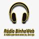 Rádio Binho Web by Aplicativos - Autodj Host