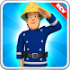 Super Firefighter : Firetruck Hero Sam Game Free by super adventure games developer