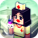 Hospital Craft: Doctor Games Simulator & Building by Fat Lion Games: Crafting & Building Adventure