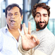 Indian funny Celebrity Selfie Photo Editor by Magic Seek