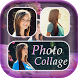 Beauty Photo Collage Art by Girls Fashion Apps
