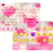 Love Cloud Emoji keyboardTheme by Colorful Keyboard Theme Designer