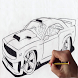 How to Draw Cars by LightsOfApps