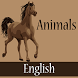 Animals | English by Phonemena
