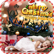 Merry Christmas Photo Masking by Skysol apps