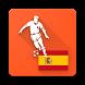 Spain Football Scores Pro by Sylvain Saurel