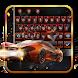 SportyCar Keyboard Theme