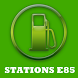 E85 Flex-Fuel Stations by Julien Lemaire
