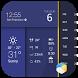 Detailed weather dashboard by HD Widgets Dev Team