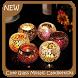 Cute Glass Mosaic Candlesticks by GoDream Studio
