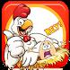 Chicken Scream : Chicken Crossy Eggs Roads by Netcandle