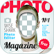 Magazine Photo Effects by Wise Shark Mirror Photo