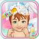 Baby Girl Caring Carol by Saaits