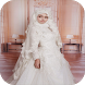 Hijab Wedding Dresses by Bagosoi