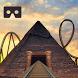 Pyramids Roller Coaster by EscapeHD