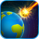 Interplanetary Asteroid Game by GAMEANAX