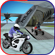 Police Plane Transporter: Moto by Great Games Studio