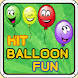 Balloon Shoot Kids Free by LADD Dev.