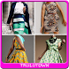 Popular Kitenge Fashion Idea by Trulutown