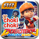 Choki Choki Boboiboy Galaxy by Reimajina
