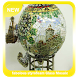 fabolous styrofoam Glass Mosaic Spheres by Ten Commandment