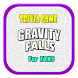 Triv Game for Gravity Fall s by Vanessa Shierley