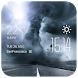 Tornado Clock weather widget