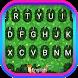 Secret Garden Theme&Emoji Keyboard by happy emoji keyboard theme studio