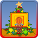 Santa Hoops Basketball by TWJ enterprise