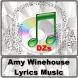 Amy Winehouse Lyrics Music by DZS APPS