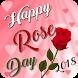 2018 Rose Day Greetings - Hindi English Wishes by Murlidhar App Studio