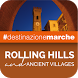 Rolling hills Ancient villages by Regione Marche (MCloud)