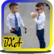 Kids Fashion Styles by BXAdesign