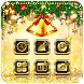 Golden New Year Theme Deluxe by Theme Designer