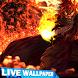 Fanart Natsu Power of Fire Live Wallpaper