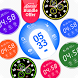 Gleamy Glow Watch Face Bundle by Frillroid Watch Faces