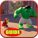 Guide Key for Lego Marvel Superhero