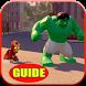 Guide Key for Lego Marvel Superhero by Rodney Majesty